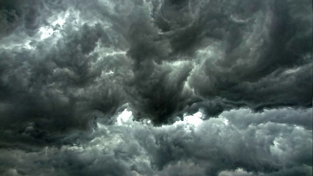 clouds thunderstorm